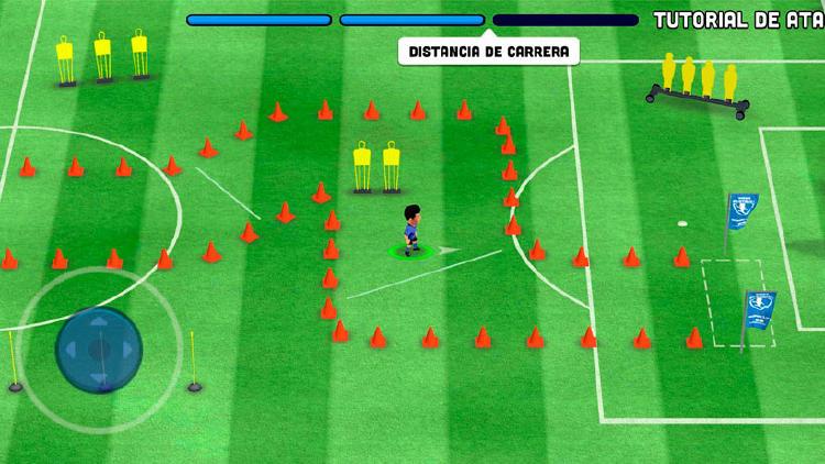 juego mini football