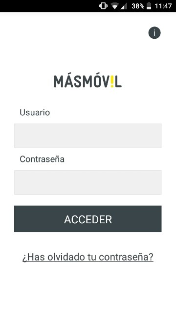 app area de cliente másmóvil
