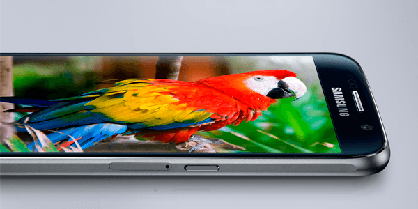 móvil con mejor cámara | samsung galaxy s6