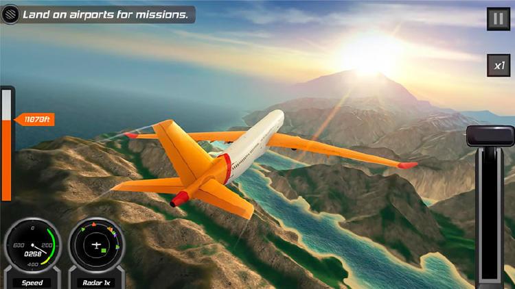 juego simulador vuelo