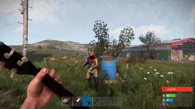 rust juego ordenador