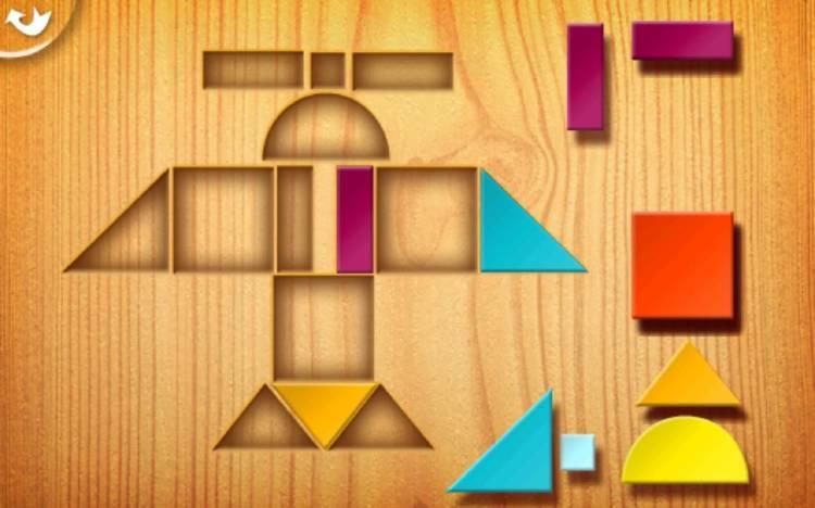 mejor aplicación 2015 | tangram
