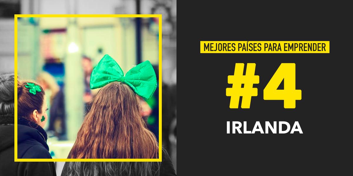 Irlanda, uno de Los mejores países para emprender