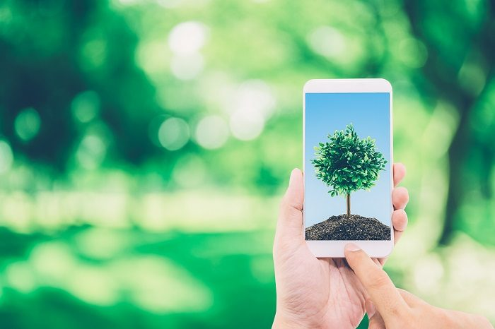aplicaciones para cuidar el medio ambiente