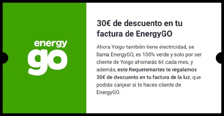 EnergyGo Card
