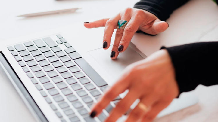 touchpad ordenador