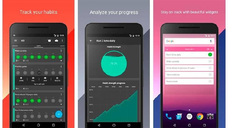 Apps hábitos y retos nuevo año
