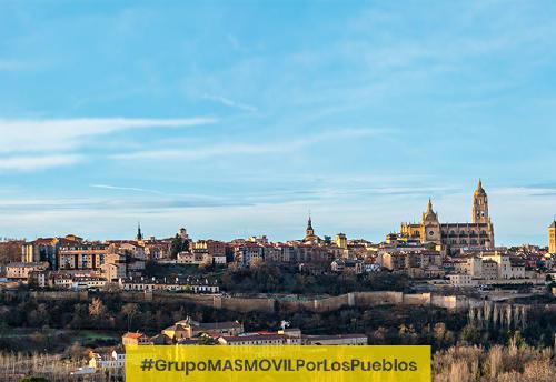 La Lastrilla Segovia internet masmovil