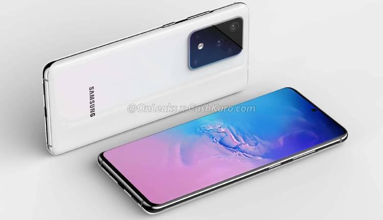 Diseño filtraciones Samsung Galaxy S10