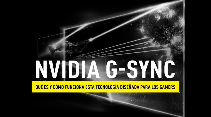 Tecnología Nvidia G-Sync