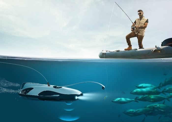 submarino moderno