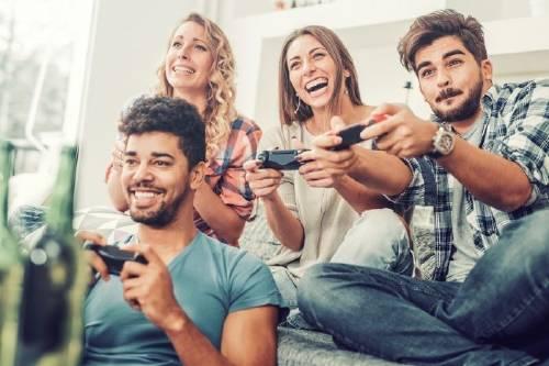 Los mejores videojuegos multijugador para jugar con amigos en casa