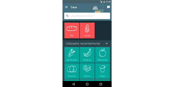bring | apps para hacer la compra
