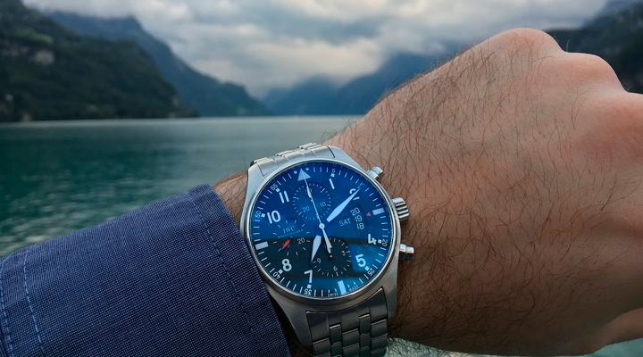 Nuevos tiempos para la industria relojera suiza