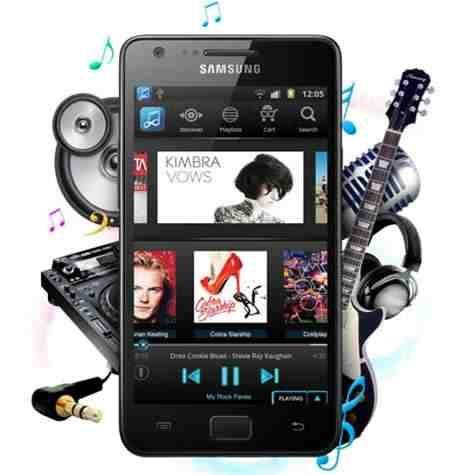 music-smartphone