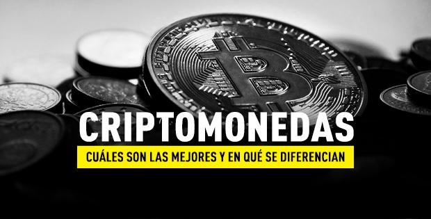 Diferencias entre criptomonedas y dinero digital