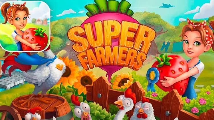 Descarga los mejores juegos de agricultura en tu movil