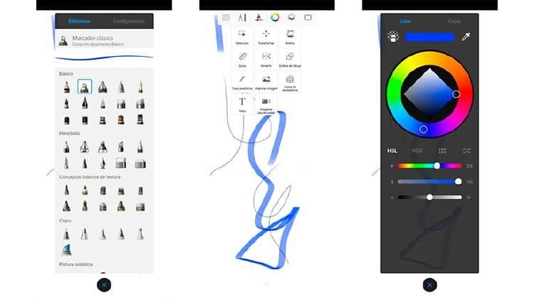 Si eres un artista o creativo, necesitas estas apps