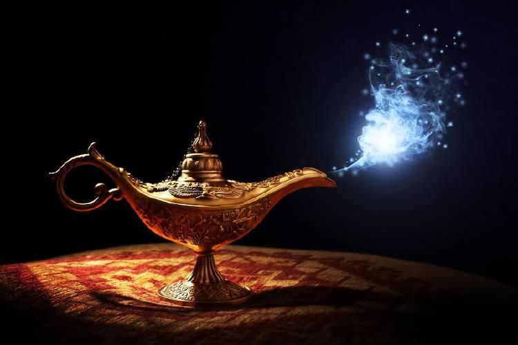 Mañana se estrena la película Aladdin