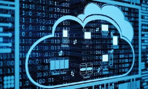 información en la nube virtual