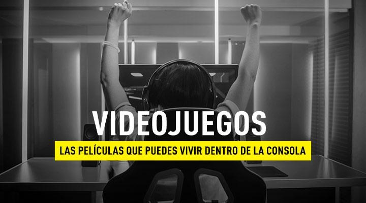 POST VIDEOJUEGOS PELIS