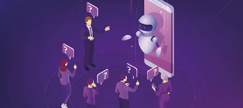 Spolier es un robot especialista en ventas, ha sido entrenado para ayudar a los clientes a elegir una tarifa de entre el portfolio de marca Yoigo en base a las necesidades del cliente, también puede responder preguntas básicas y ayudar al usuario a realizar una consulta de cobertura.  Spolier tiene dos formas de comunicación con el cliente: a través del chat de la web, donde además tiene una función de asistente virtual de yoigo.com, ya que puede navegar en la web y presentarle al cliente la página o contenido que necesita en función de la conversación. El otro canal de comunicación es Whatsapp, donde además puede transferir conversaciones a una plataforma de agentes reales especializados para chat.
