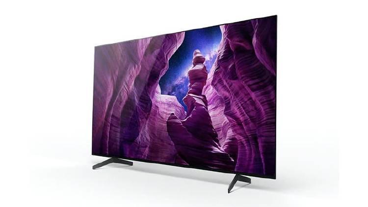 Sony A9 televisor 8K CES 2020