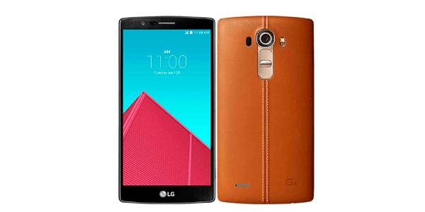 móvil con mejor cámara | LG G4