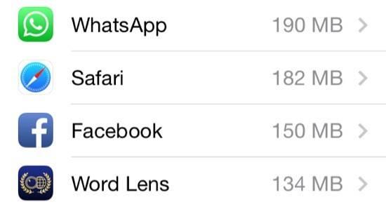 Cómo borrar la memoria caché de Whatsapp | en ios
