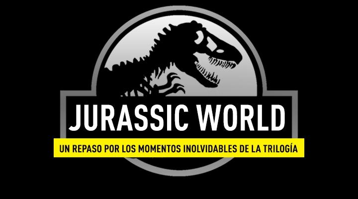 Mejores momentos de Jurassic Park
