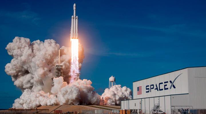 Descubre todos los proyectos de SpaceX en 2018