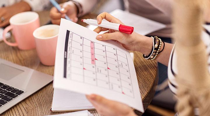 Claves para organizar las vacaciones de tus empleados