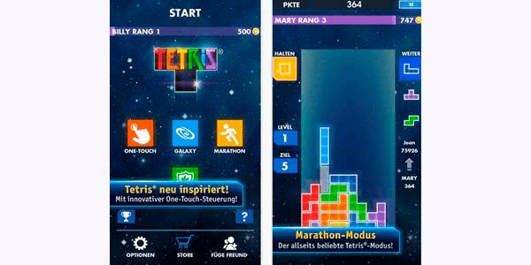 juego clásico tetris