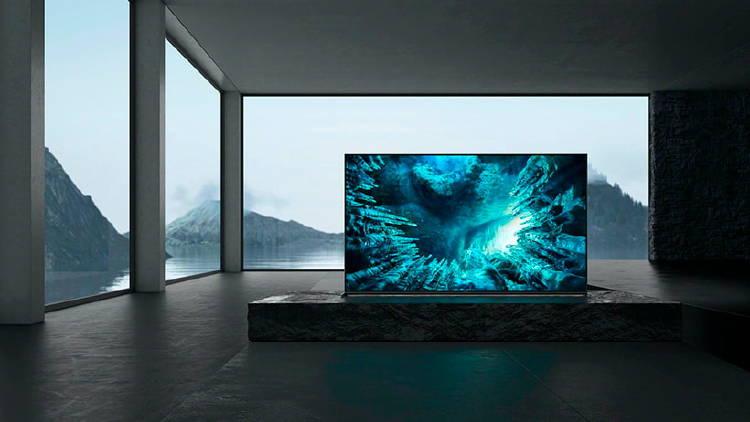 Sony A9 televisor 8K