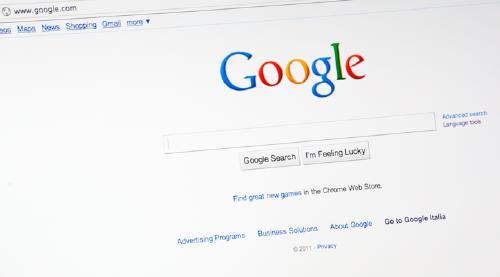 buscar palabra clave google