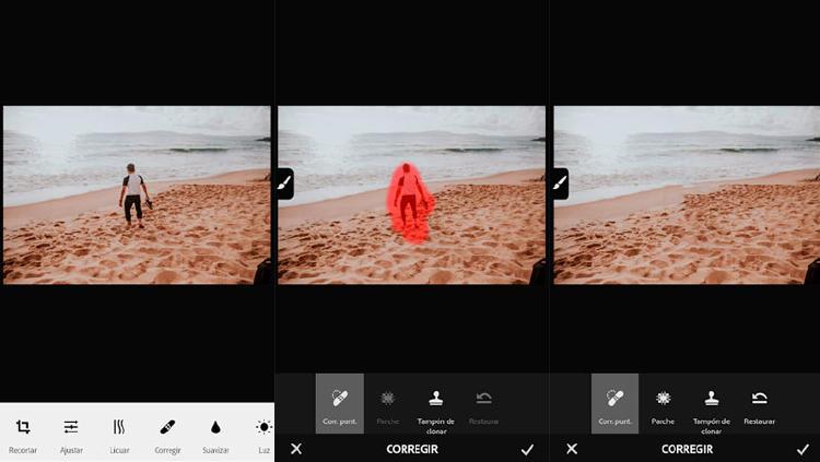 app eliminar persona foto