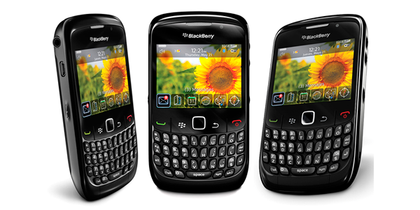 curve   historia de Blackberry