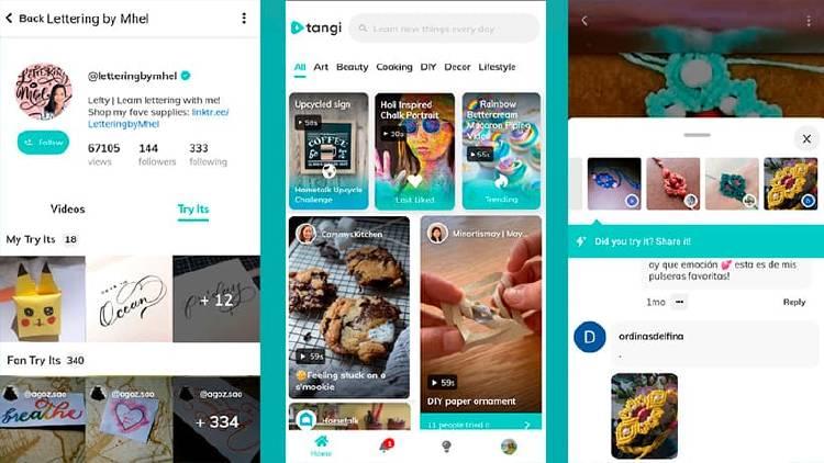 Descubre trucos en tu móvil con Tangi, la aplicación de Google