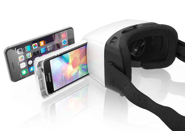 Las mejores gafas de realidad virtual para el móvil | zeiss