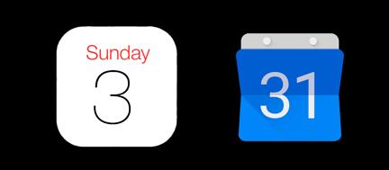 pasar de iPhone a Android | Exportar calendario
