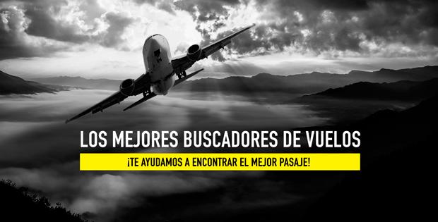 los mejores buscadores de vuelos