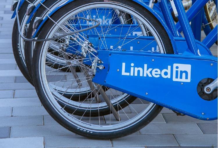 Bicicleta de LinkedIn