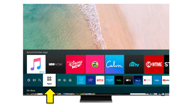 apps samsung smart tv