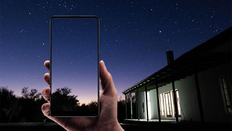 app ver estrellas movil