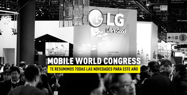 Sorpresas del Mobile World Congress 2018