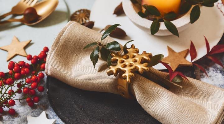 Claves para que tu cena de Navidad sea perfecta