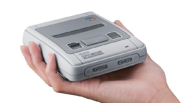 Consola SNES Mini