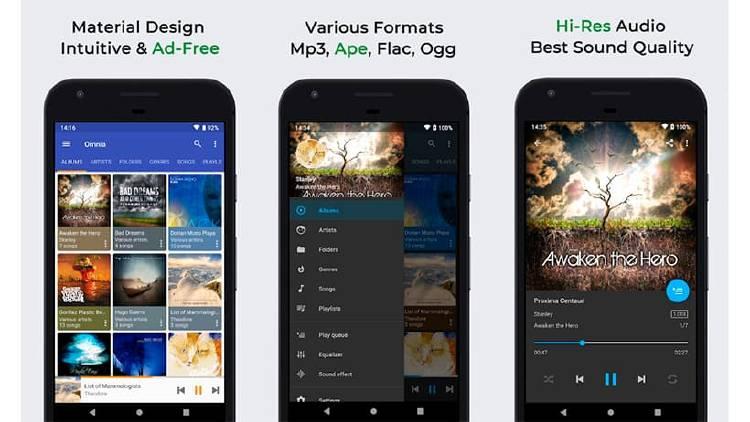 Musica sin internet Google Play Music smartphone