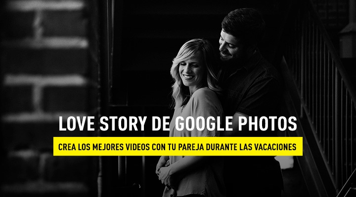 Pareja Love Story Google Photos