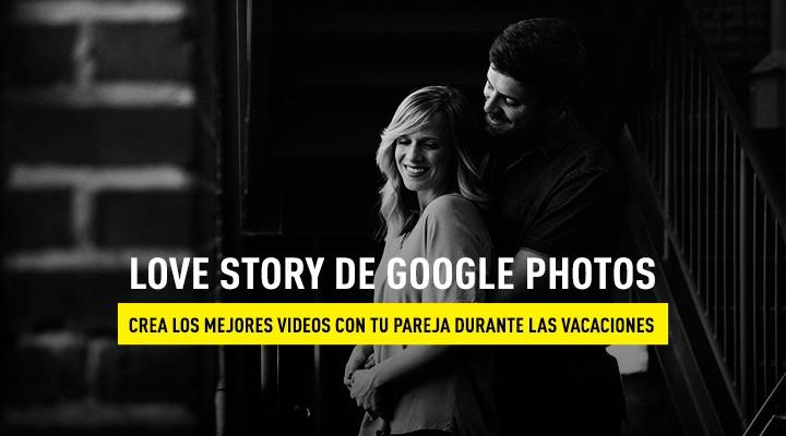 Pareja Love Story Google Photos